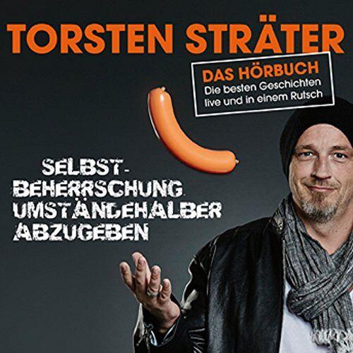Torsten Sträter - Das Hörbuch-Live - Preis vom 03.09.2020 04:54:11 h