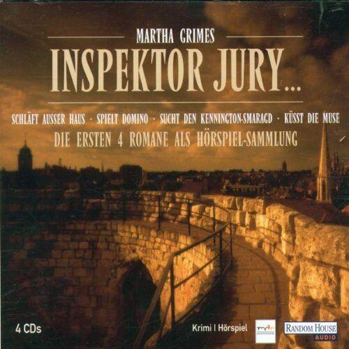 Manteuffel - Inspektor Jury - Preis vom 20.10.2020 04:55:35 h