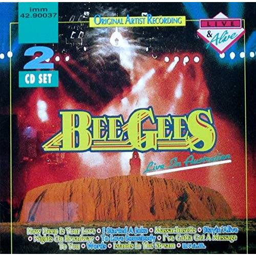 Bee Gees - Live in Australien - Preis vom 26.02.2020 06:02:12 h