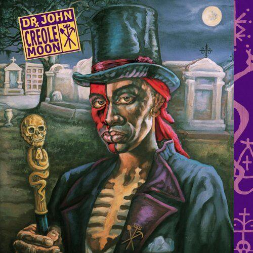 Dr.John - Creole Moon - Preis vom 18.04.2021 04:52:10 h