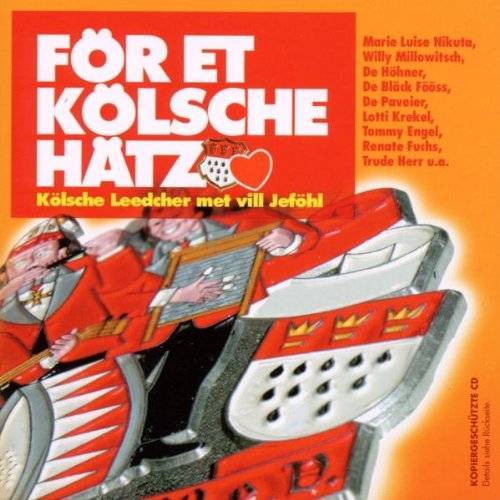 Various - Foer et Koelsche Haetz-Karneval - Preis vom 15.05.2021 04:43:31 h
