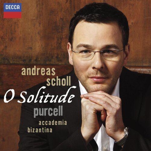Andreas Scholl - Oh Solitude - Preis vom 26.10.2020 05:55:47 h