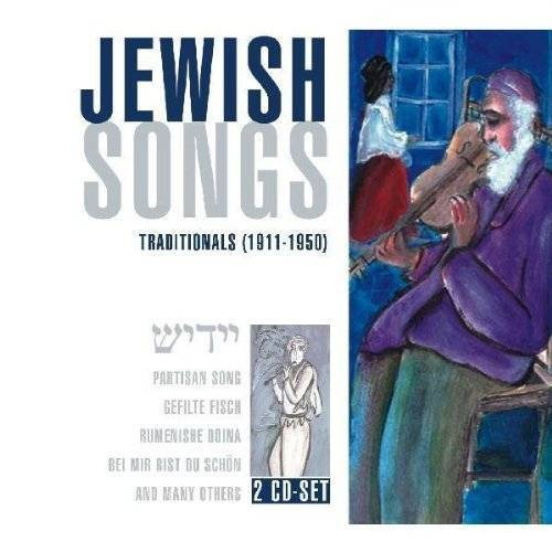 Various - Jewish Songs 1911 1950 - Preis vom 18.04.2021 04:52:10 h