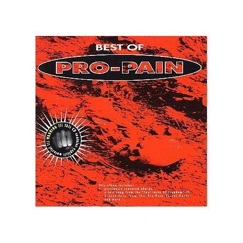 Pro-Pain - Pro Pain Best of - Preis vom 06.03.2021 05:55:44 h
