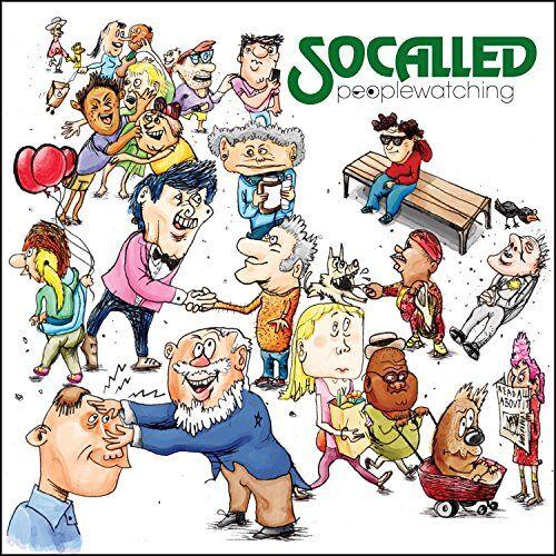 Socalled - Peoplewatching - Preis vom 21.10.2020 04:49:09 h