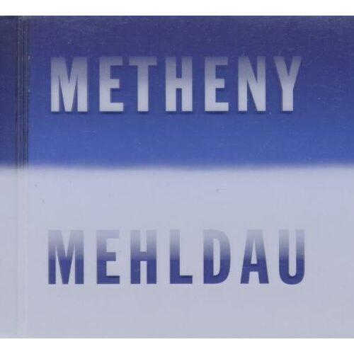 Pat Metheny - Metheny Mehldau - Preis vom 14.04.2021 04:53:30 h