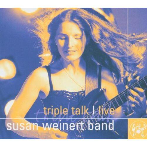 Susan Weinert - Triple Talk-Live - Preis vom 05.03.2021 05:56:49 h