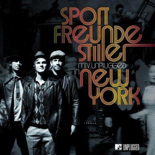 Sportfreunde Stiller - MTV Unplugged in New York (Ltd.Pur Edt.) - Preis vom 22.10.2020 04:52:23 h