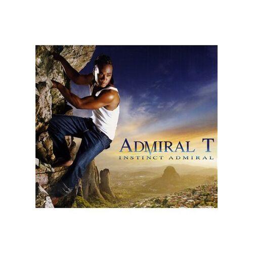 Admiral T - Instinct Admiral [Digipack] - Preis vom 06.03.2021 05:55:44 h