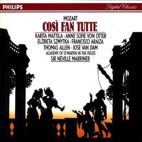 Mattila - Cosi Fan Tutte (Ga) - Preis vom 13.05.2021 04:51:36 h