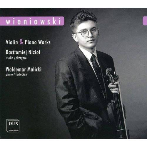 Niziol - Wieniawski: Werke für Violine und Klavier - Preis vom 09.05.2021 04:52:39 h