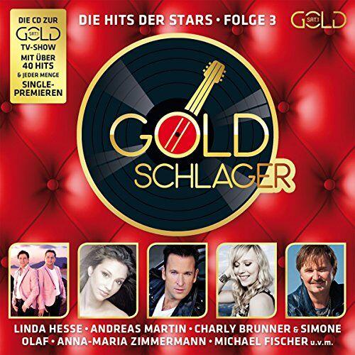 Various - Goldschlager - Folge 3 (2CD) - Preis vom 18.04.2021 04:52:10 h