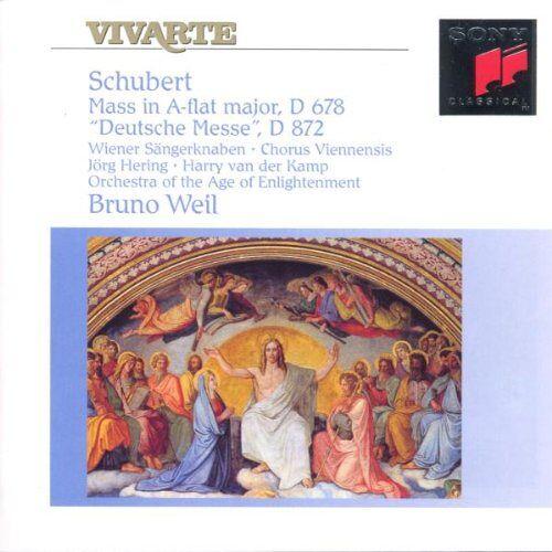 Orchestra of the Age of Enlightenment - Messe 5 / Deutsche Messe - Preis vom 05.03.2021 05:56:49 h