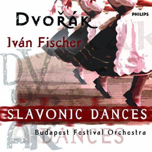 Ivan Fischer - Slawische Tänze - Preis vom 20.10.2020 04:55:35 h