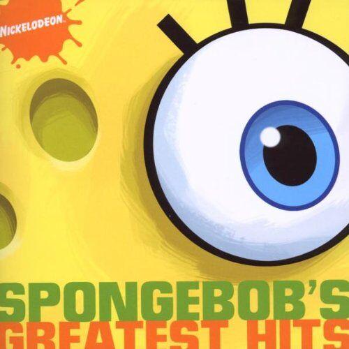 Spongebob Squarepants - Spongebob's Greatest Hits - Preis vom 03.04.2020 04:57:06 h