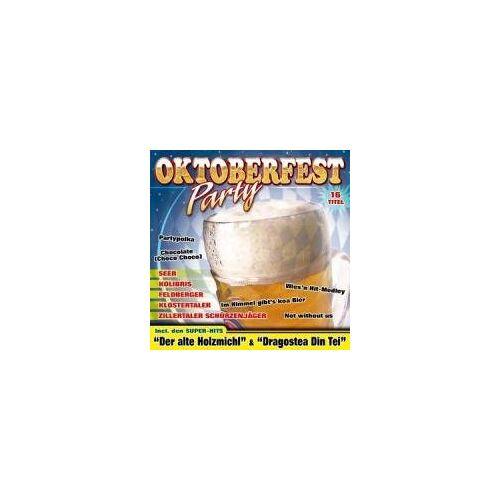 Various - Oktoberfest Party - Preis vom 15.04.2021 04:51:42 h