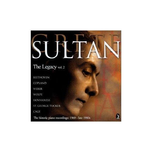 Grete Sultan - The Legacy Vol.2 - Preis vom 15.04.2021 04:51:42 h