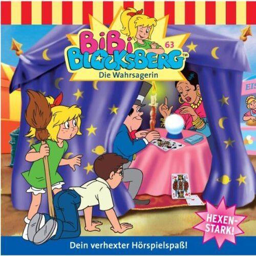 Bibi Blocksberg - Folge 63: Die Wahrsagerin - Preis vom 18.04.2021 04:52:10 h