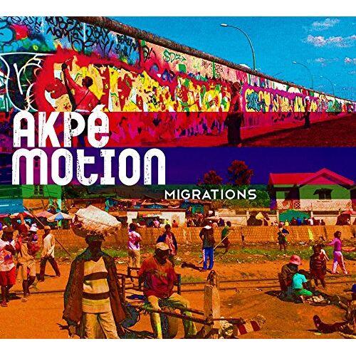 AKPE MOTION - Migrations - Preis vom 12.05.2021 04:50:50 h