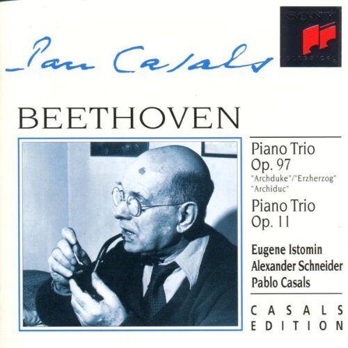P. Casals - Casals Edition: Beethoven - Preis vom 15.04.2021 04:51:42 h