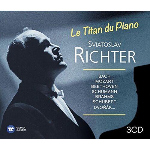 Svjatoslav Richter - Titan des Klaviers - Preis vom 18.04.2021 04:52:10 h