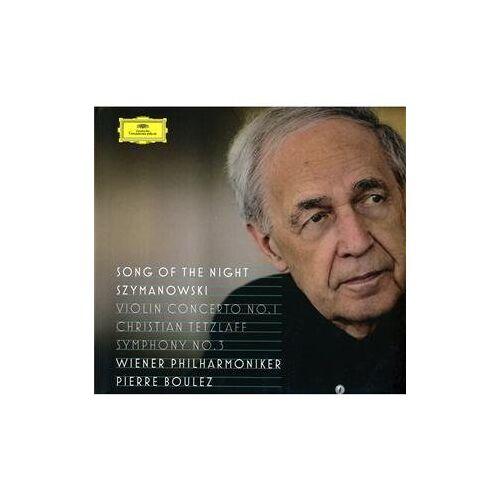 Christian Tetzlaff - Song of the Night - Preis vom 06.03.2021 05:55:44 h
