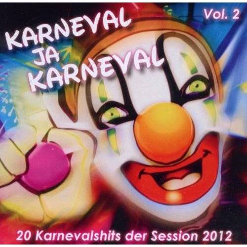 Various - Karneval Ja Karneval-Vol.2 - Preis vom 27.02.2021 06:04:24 h
