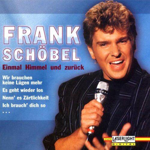 Frank Schöbel - Frank Schöbel-Album - Preis vom 26.06.2020 05:02:18 h