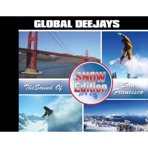 Global Deejays - The Sound of San Francisco (Snow Edition) - Preis vom 20.10.2020 04:55:35 h