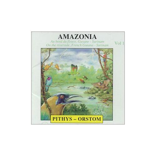 Nature Sound Amazonia Vol.1 - Amazonie Vol.1 - Preis vom 23.01.2020 06:02:57 h