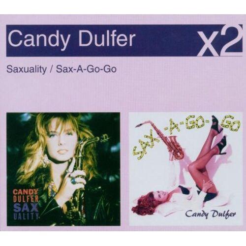 Candy Saxuality/Sax-a-Go-Go - Preis vom 21.01.2021 06:07:38 h