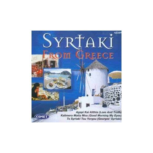 Various - Syrtaki from Greece - Preis vom 18.10.2020 04:52:00 h