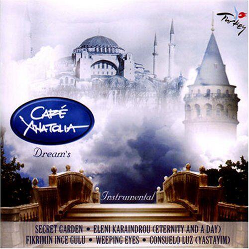 Various - Cafe Anatolia Dream's - Preis vom 06.05.2021 04:54:26 h
