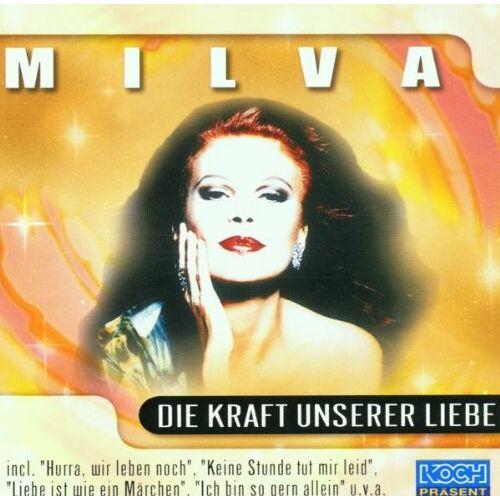 Milva - Die Kraft Unserer Liebe - Preis vom 01.06.2020 05:03:22 h