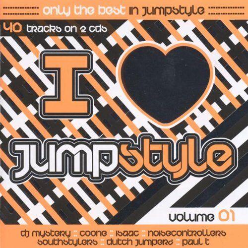 Various - I Love Jumpstyle Vol.1 - Preis vom 14.04.2021 04:53:30 h