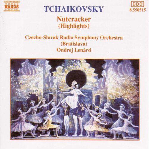 Lenard - Tschaikowsky: Nussknacker (Highlights) le - Preis vom 18.01.2021 06:04:29 h