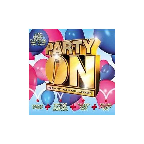 Party on - Party on [2cd+Dvd] - Preis vom 06.03.2021 05:55:44 h