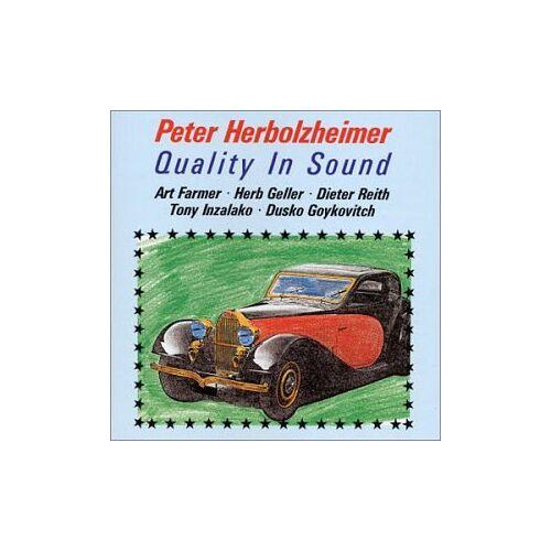 Peter Herbolzheimer - Quality in Sound - Preis vom 22.01.2021 05:57:24 h
