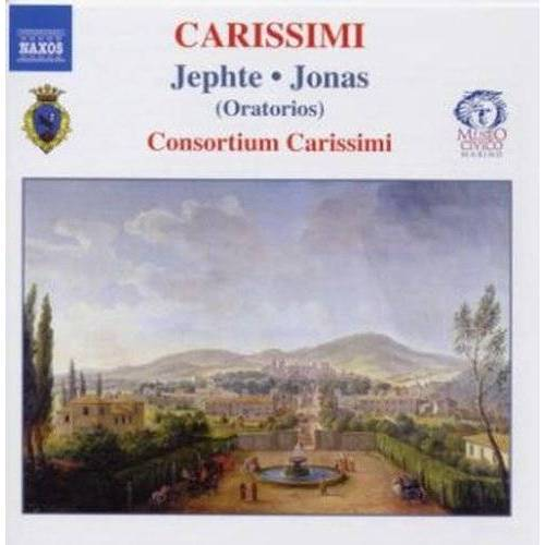 Consortium Carissimi - Jephte/Jonas - Preis vom 12.08.2020 04:52:08 h