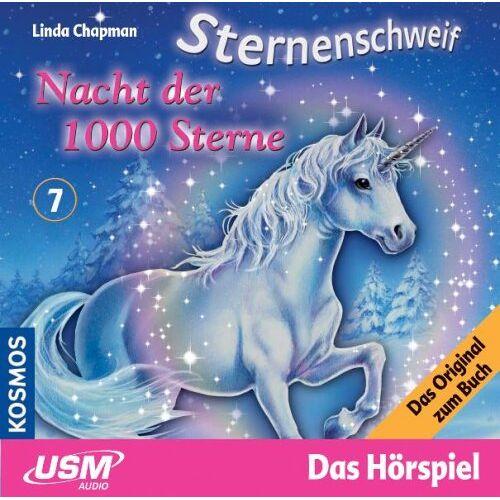 Sternenschweif - Sternenschweif Folge 7: Nacht der 1000 Sterne (Audio-CD) - Preis vom 08.05.2021 04:52:27 h