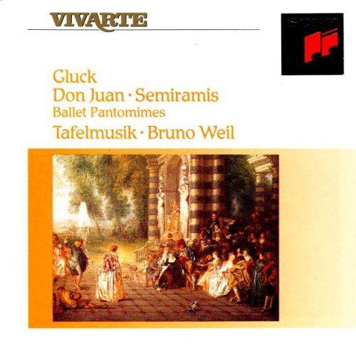 Bruno Weil - Balletmusik aus Don Juan / Semiramis - Preis vom 17.04.2021 04:51:59 h