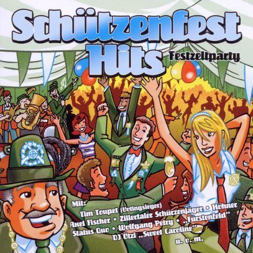 Various - Schützenfest Hits-Festzeltparty - Preis vom 12.04.2021 04:50:28 h