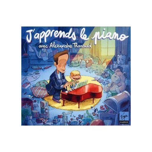 Various - J'apprends Le Piano - Preis vom 10.04.2021 04:53:14 h