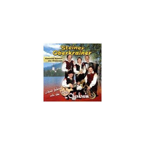 Steiner Oberkrainer-Kamniski Kvintet aus - Heut Feiern Wir Ein Fest in Oberkrain - Preis vom 14.05.2021 04:51:20 h