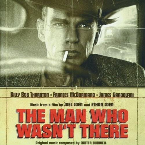 Ost - The Man Who Wasn't There - Preis vom 20.10.2020 04:55:35 h