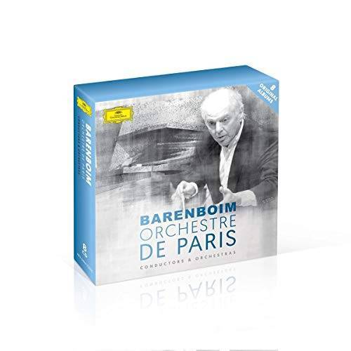 Barenboim - Daniel Barenboim & Orchestre de Paris - Preis vom 17.10.2019 05:09:48 h