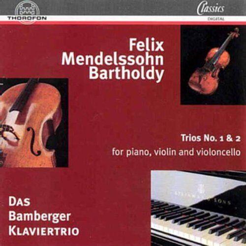 das Bamberger Klaviertrio - Trios 1 und 2 - Preis vom 14.04.2021 04:53:30 h