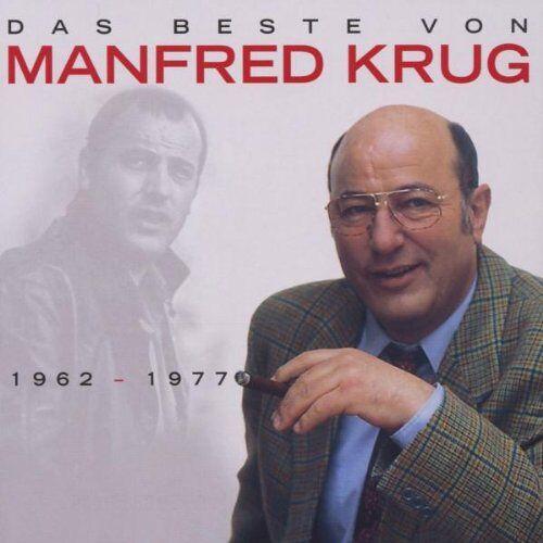 Manfred Krug - Das Beste von Manfred Krug - 1962-1977 - Preis vom 10.05.2021 04:48:42 h