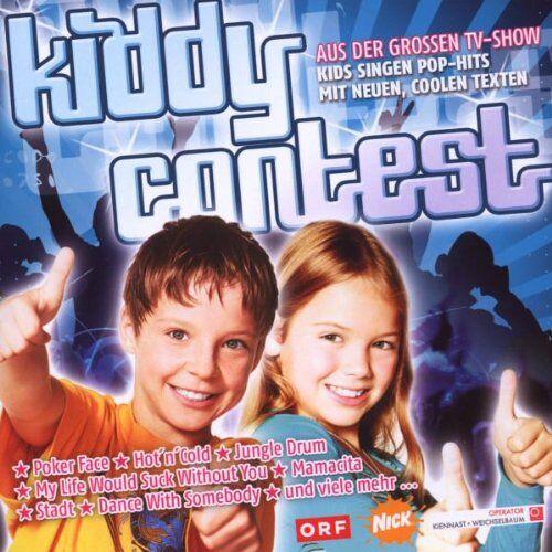 Kiddy Contest Kids - Kiddy Contest Vol.15 - Preis vom 03.09.2020 04:54:11 h