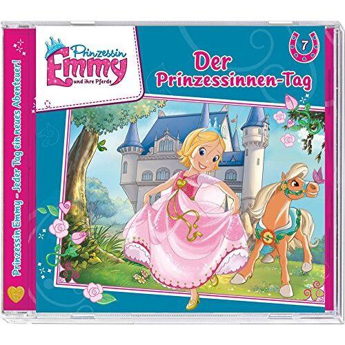 Prinzessin Emmy - Folge 7: der Prinzessinnen-Tag - Preis vom 08.05.2021 04:52:27 h